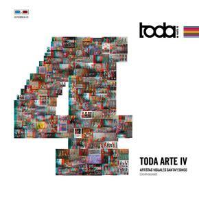 TODA ARTE IV | Catálogo de Artistas Visuales Santafesinos - Bilingüe