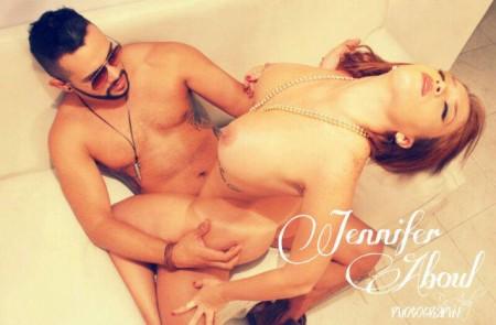 #Fotos DESNUDA de Jennifer Aboul mas Divina que Nunca
