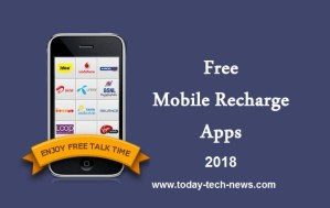 free mobile recharge apps android