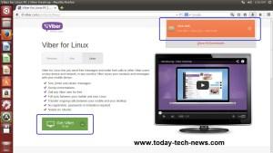 viber linux download