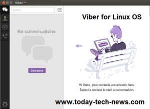 Viber for Linux OS