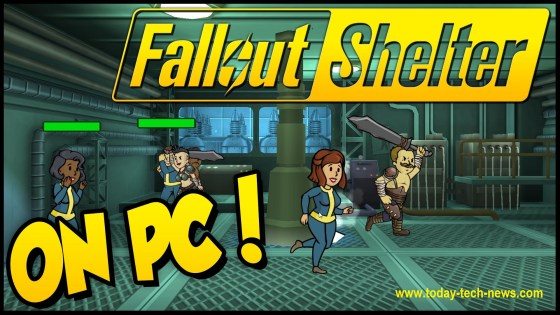 Play Fallout Shelter on PC