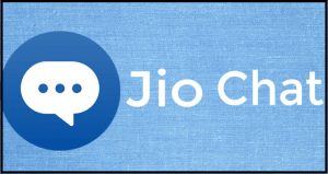 jio chat app