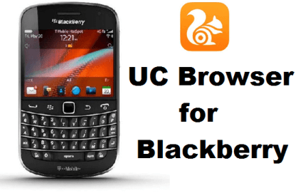 UC Browser for Blackberry