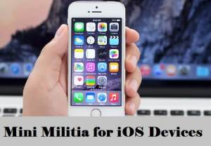 mini militia for ios