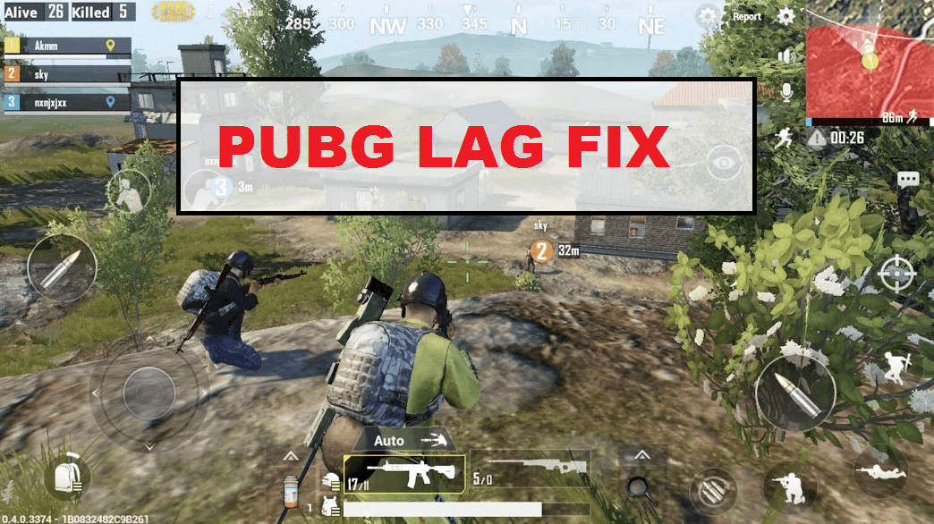 How to Fix PUBG Mobile Lag On Android 2GB, 3GB RAM