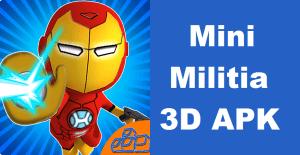 mini militia 3d