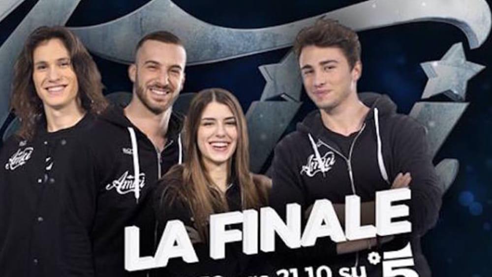 Finale Amici 2017 | regolamento | finalisti | come votare