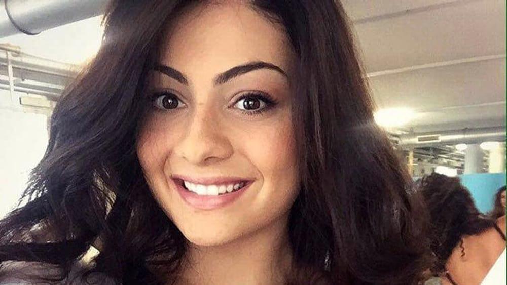 Paola Torrente chi  la Miss Italia Curvy 2016