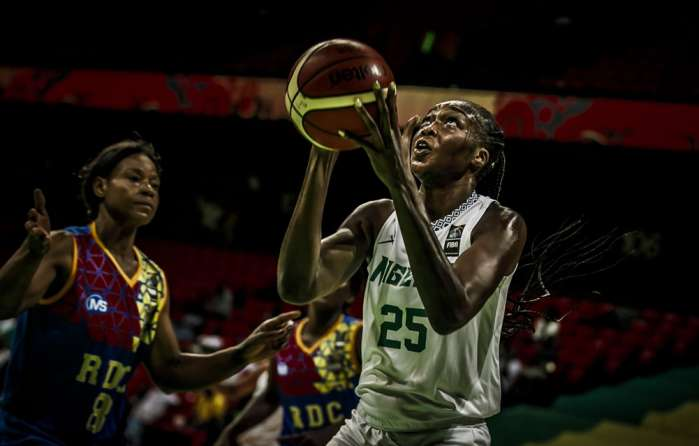 Defending Champions Nigeria's D'Tigress have qualified for the semi-finals of ongoing Women's Afrobasket tournament in Dakar, Senegal. 34