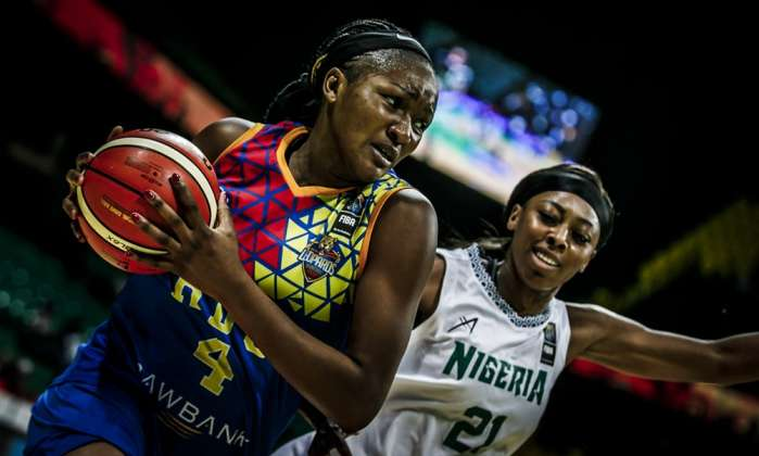 Defending Champions Nigeria's D'Tigress have qualified for the semi-finals of ongoing Women's Afrobasket tournament in Dakar, Senegal. 38