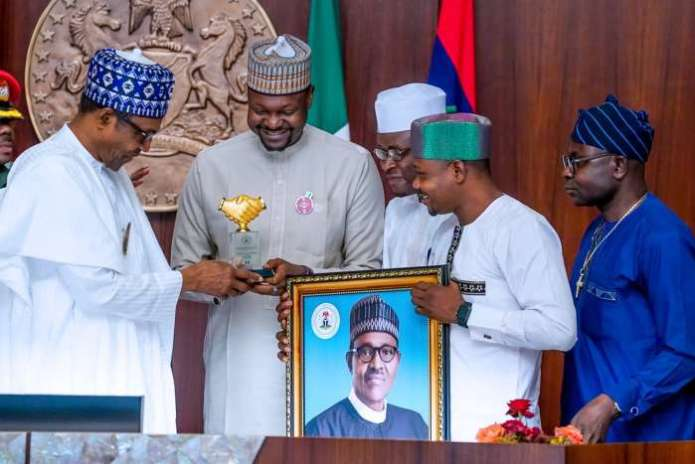 President Muhammadu Buhari has enjoined Nigerian youths to be prepared for huge responsibilities as they will eventually take over the leadership of the country in the future. 2