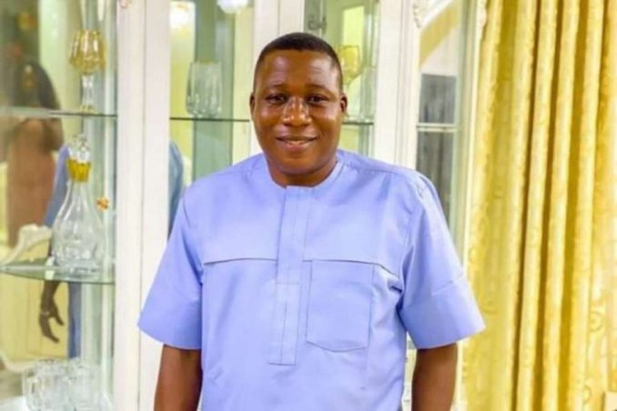 A former Assistant Director with the Department of State Services, Dennis Amachree, on Friday, said Yoruba rights activist, Sunday Adeyemo, aka Sunday Igboho, should have joined the South-West Security Network Agency, also known as Amotekun.