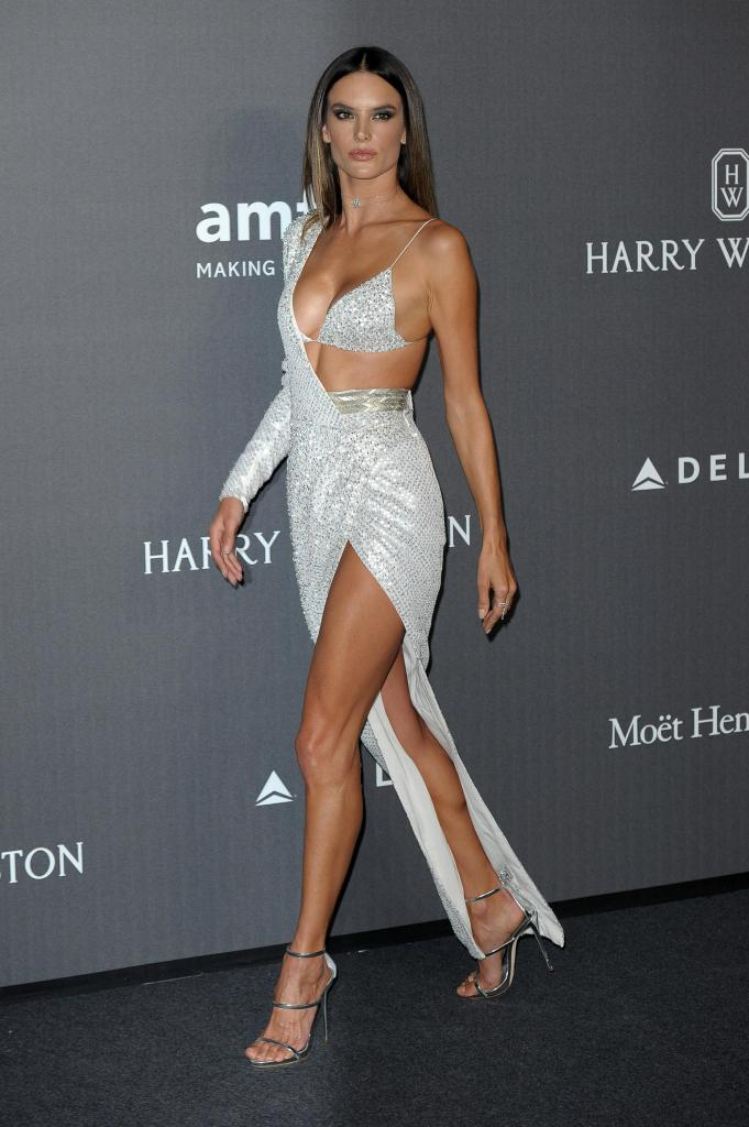 Alessandra Ambrosio Share Sexy Swimsuit Pictures After Reports of Split From Her Fiancé