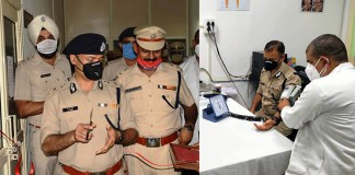 Dispensary inaugurated in Police Commissioner Office
