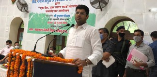 Not one but three benefits are from 'one country one ration card' scheme - Deputy Chief Minister Dushyant Chautala