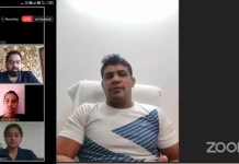 Special talk with wrestler Sushil Kumar in Manav Rachna Happy Times
