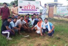 700 plants planted under Sushant Singh Rajput's dream - Jaswant Pawar