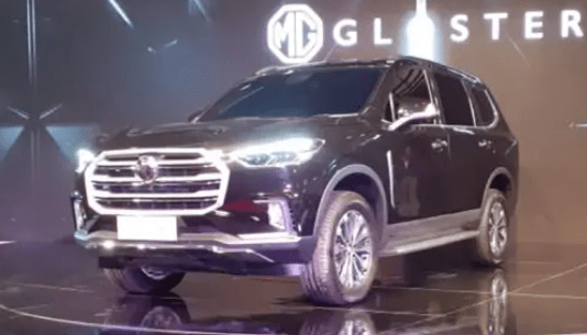 MG introduces the much-awaited Gloster's premium off-roading capabilities