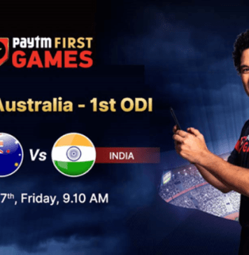 Australia vs India: Paytm First Games Fantasy Prediction: Indian T20 League
