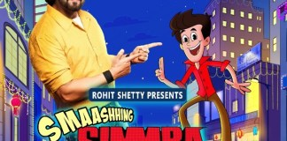 This Diwali has brought POGO and Rohit Shetty, a new action-packed series SMASHING SIMMBA