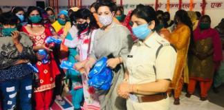 Renu Bhatia, Member of Women's Commission inspects Karnal Women's Prison
