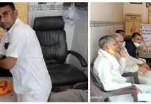 Gurjar Emperor Prithviraj Chauhan's birth anniversary was celebrated at District Office, Faridabad.