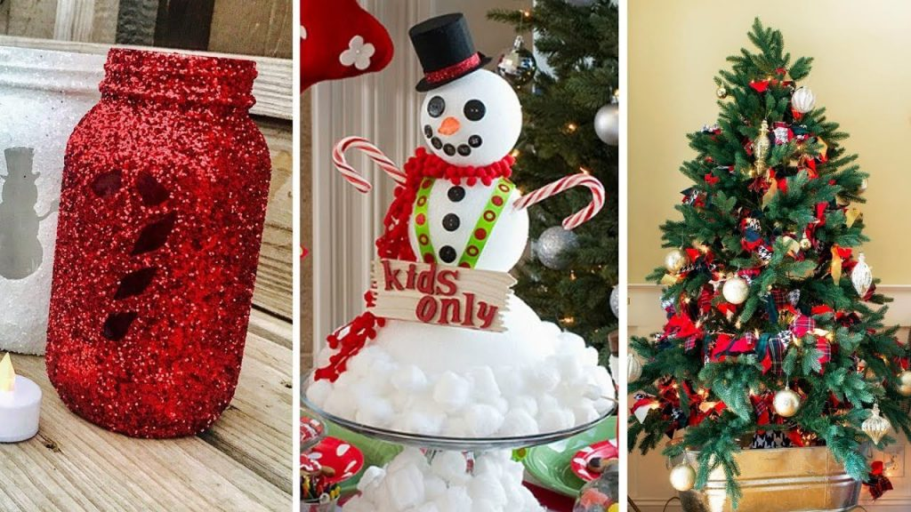 Diy Room Decor Top 15 Diy Christmas Decorations Ideas 5