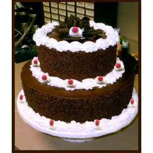 Dual Beauty Black Forest