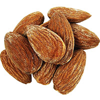 1 Kg Roasted Almonds