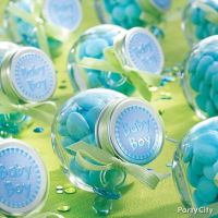 baby shower party favor ideas for boys