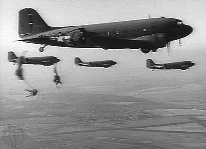 lead parachutes