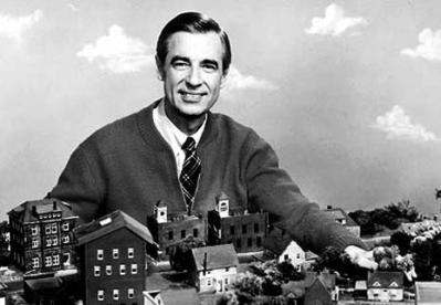 Mr. Rogers was an Ordained Presbyterian Minister