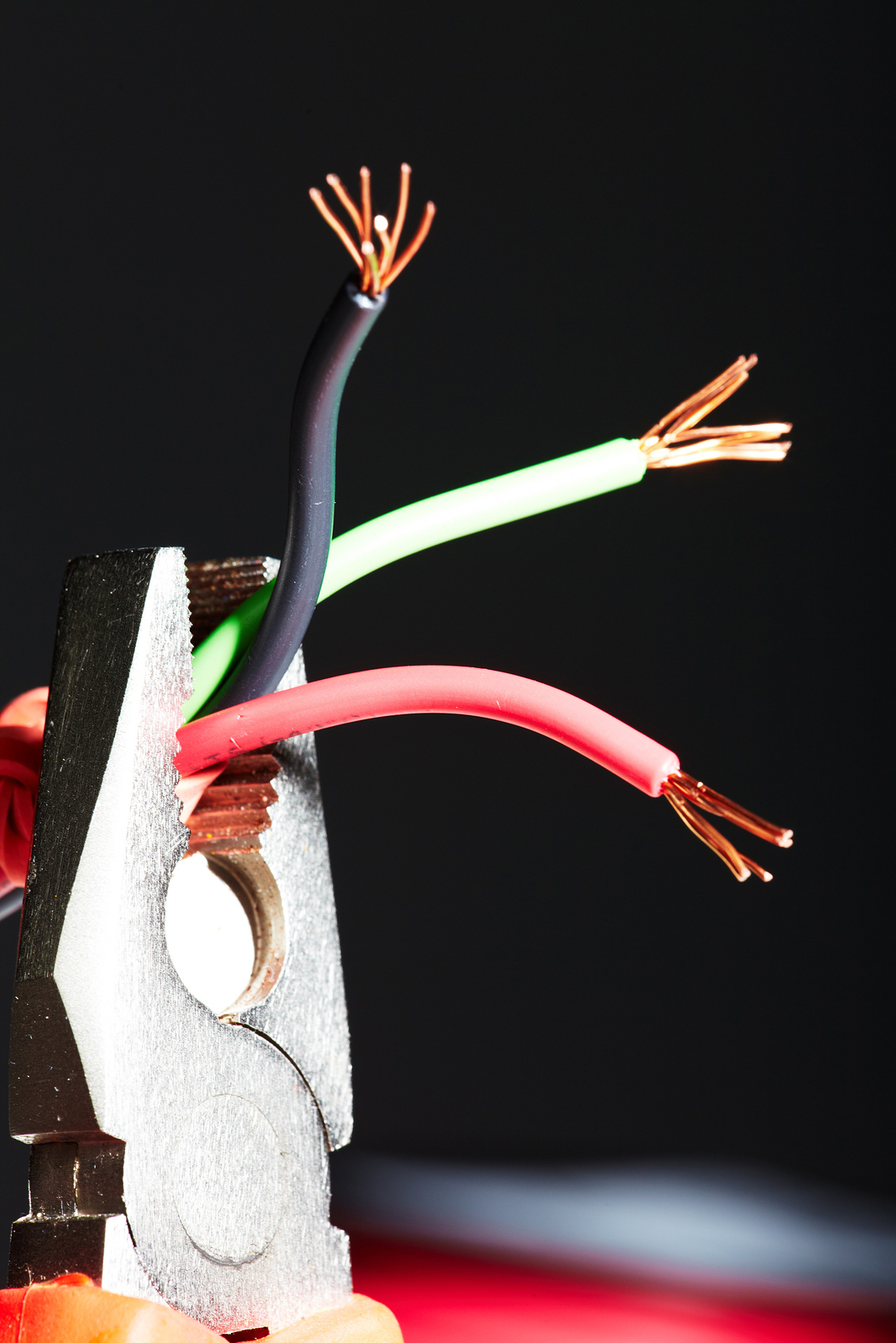 Wiring Plug Red White Black Wires