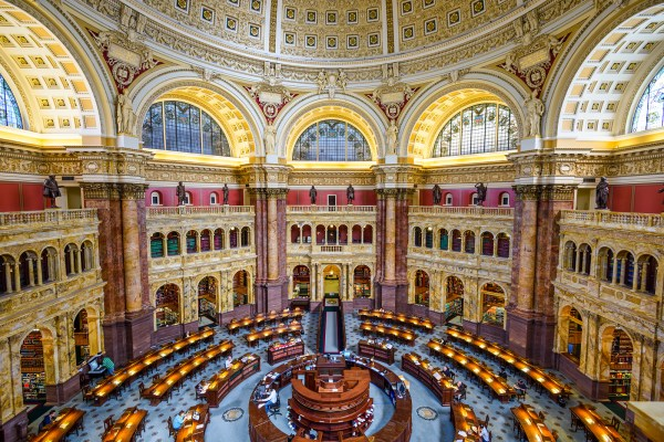 Inside Library of Congress