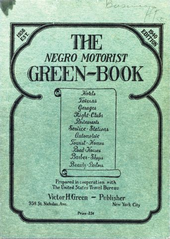 Image result for the green book