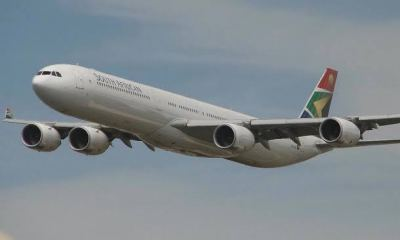 Flights From Nigeria To South Africa