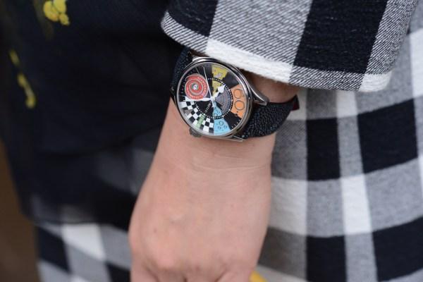 Купить немецкие часы - Alexander Shorokhoff Miss Avantgarde
