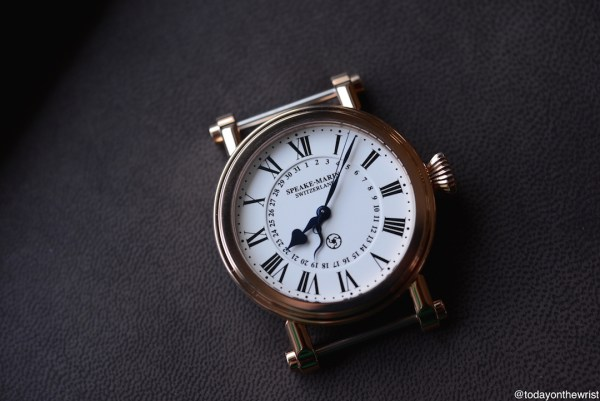 Часы Speake-Marin Serpent Calendar