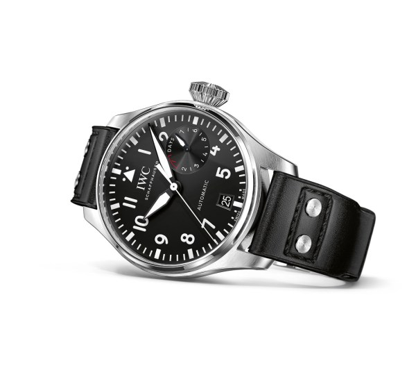новый IWC Big Pilot's watch IW500912