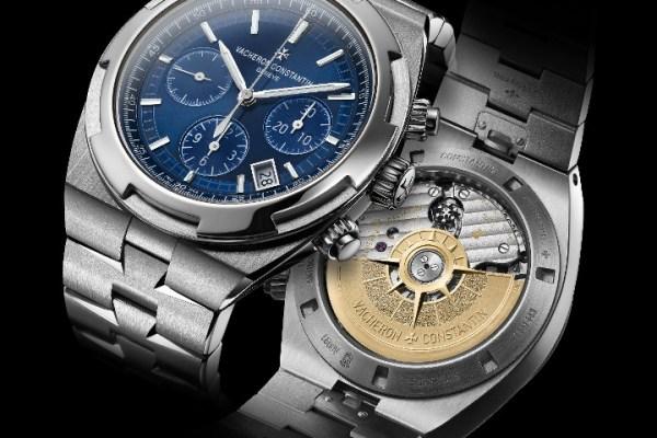 Новый Vacheron Constantin Overseas Хронограф - Калибр 5200