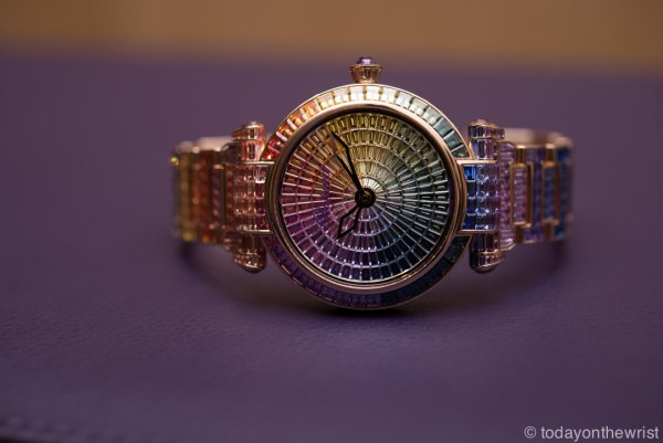 Chopard Imperiale Joaillerie - женские часы
