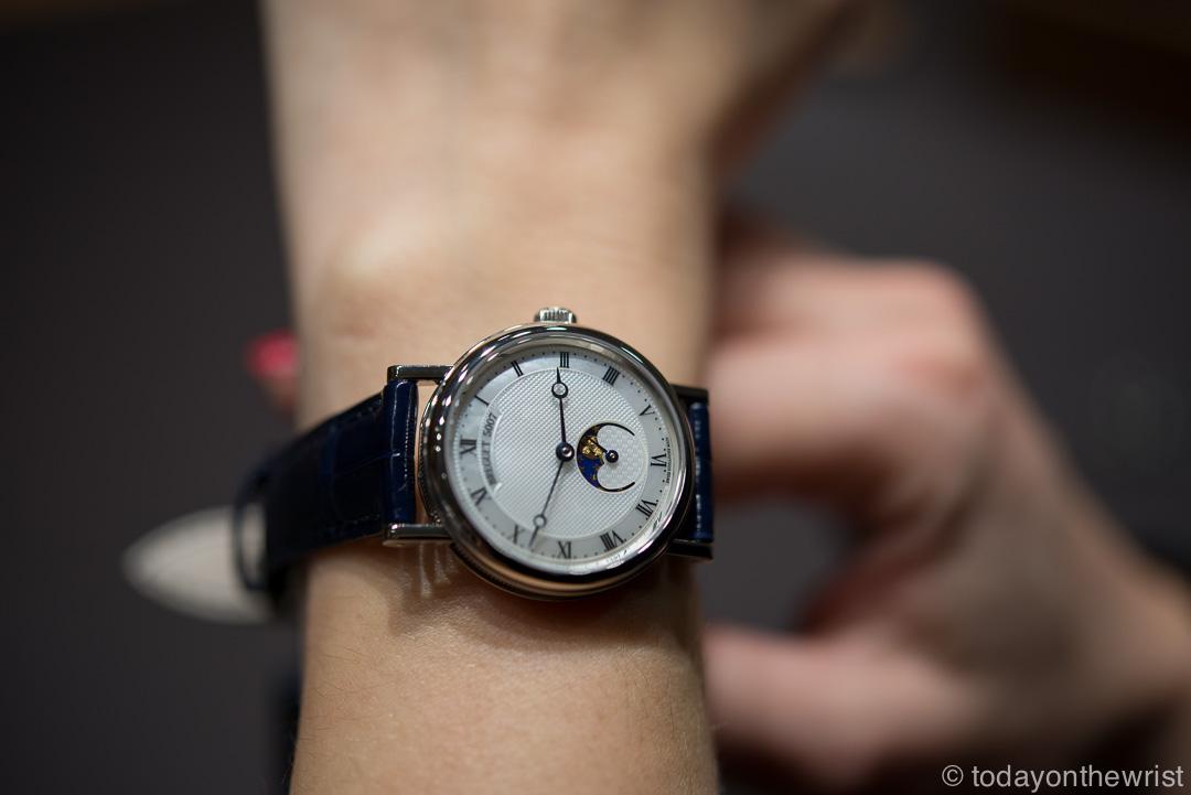 Breguet Classique Phase de Lune Dame 9087