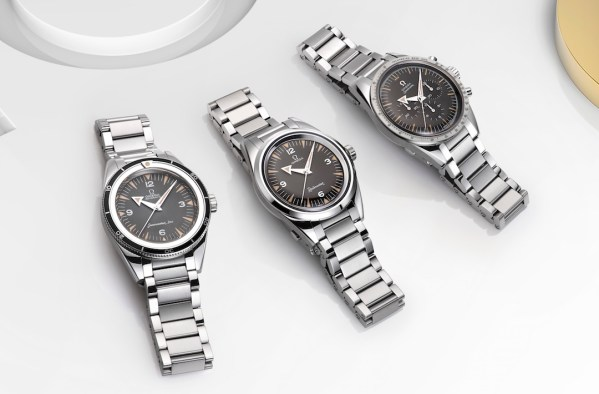 Omega 1957 Trilogy Limited Editions