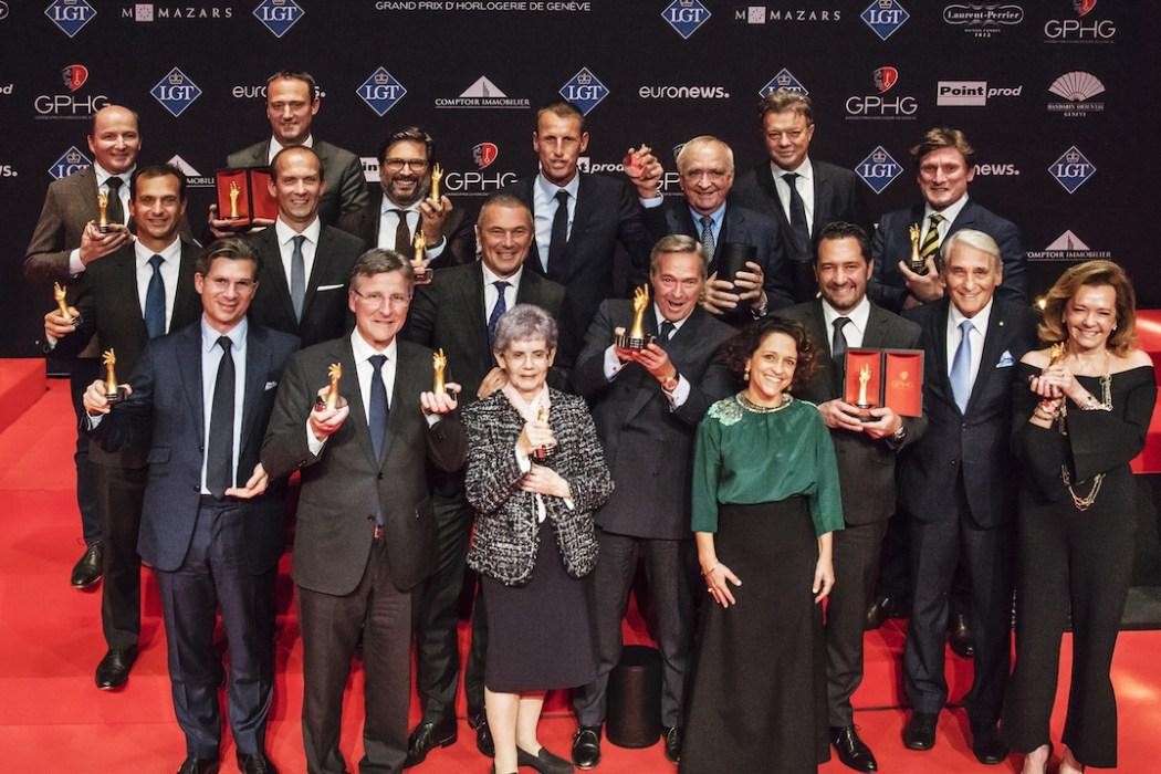 Победители Grand Prix d'Horlogerie de Geneve 2017