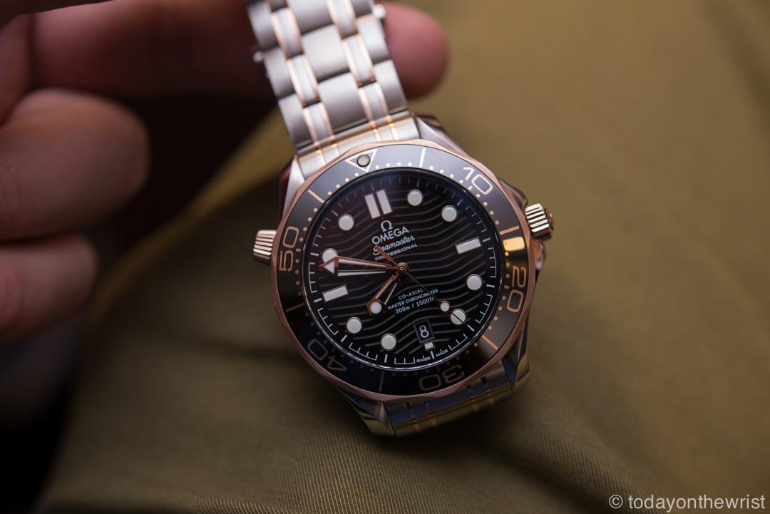 Baselworld 2018: Omega Seamaster Diver 300 M