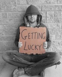 Under the Covers – Getting Lucky