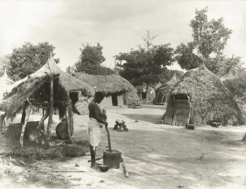 man-in-village