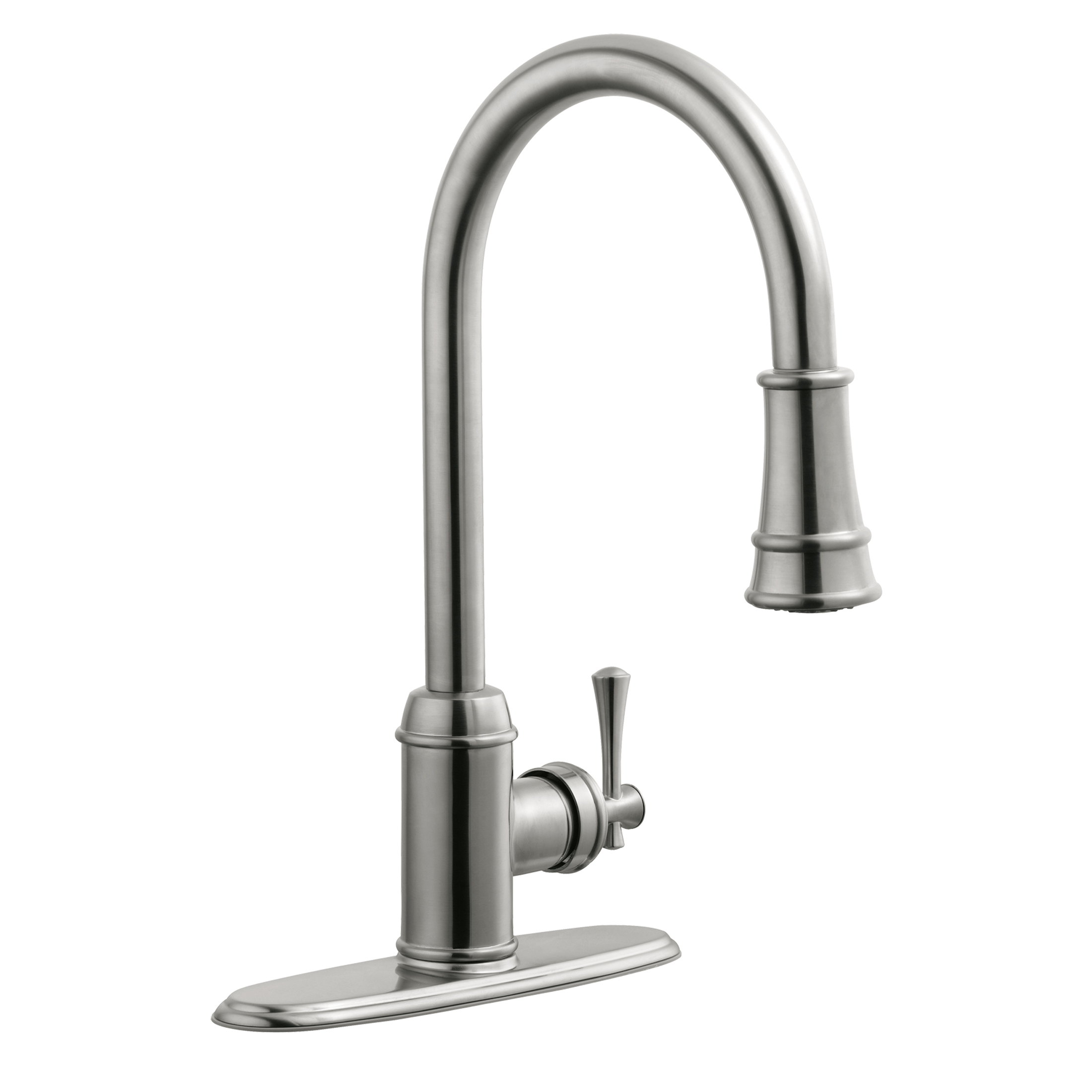 kitchen faucet with pull out sprayer grape decor for ironwood pullout 524702 plumbing design