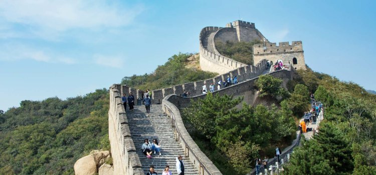 How I walked the entire Great Wall of China